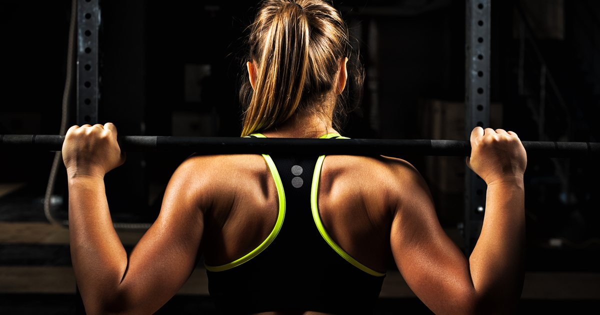 5 Success Traits You Develop Through Weight Training