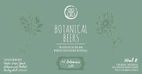 Botanical beers Hand & Flowers