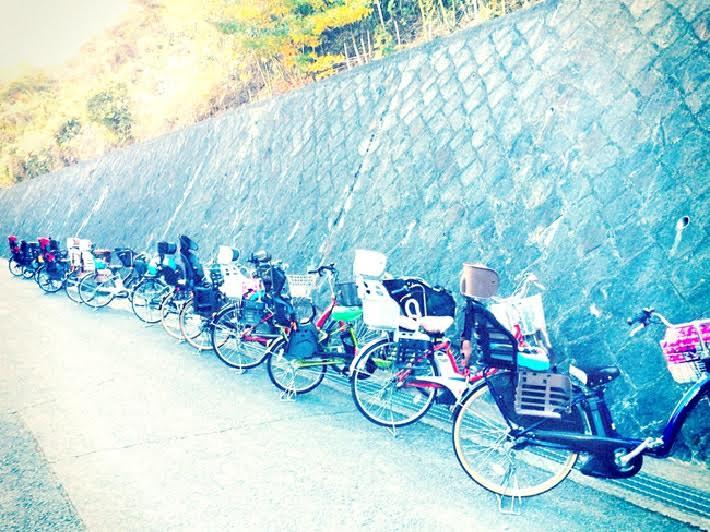親子と自転車のイメージ画像(おやこじてんしゃプロジェクト)