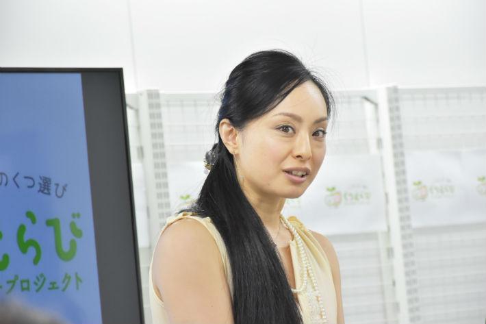 こども想いのくつえらびプロジェクト IFME×PowerWomen藤村美紀さん