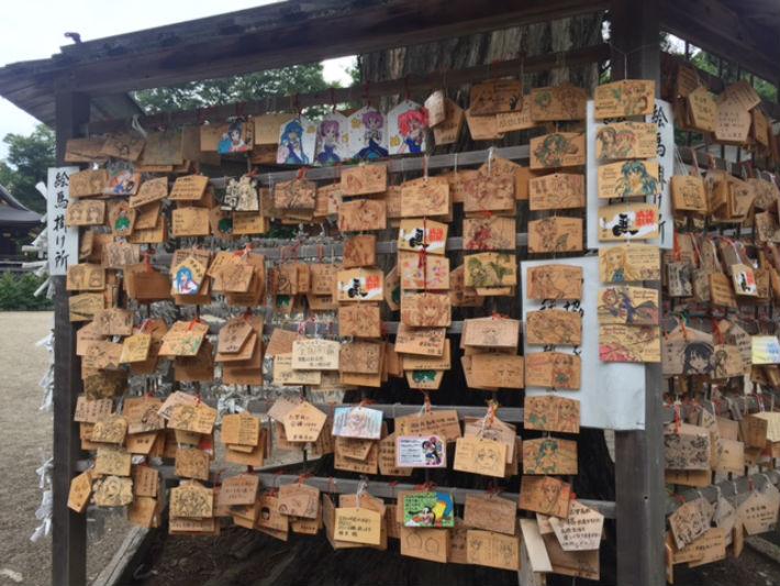 埼玉県の鷲宮神社
