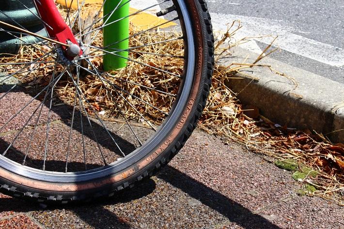 おやこじてんしゃプロジェクト 自転車のイメージ画像