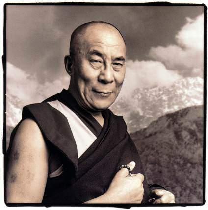 Wie wird man glaubwürdig wie der Dalai Lama?