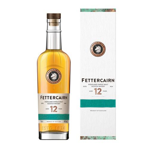 Fettercairn 12, Fettercairn 12 year old, whisky, highland,