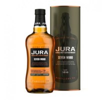 Jura seven wood, jura, whisky
