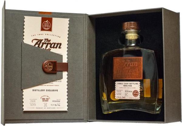 Arran 23, whisky, arran 1995