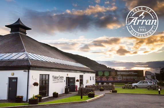 Arran distillery, whisky, scotland