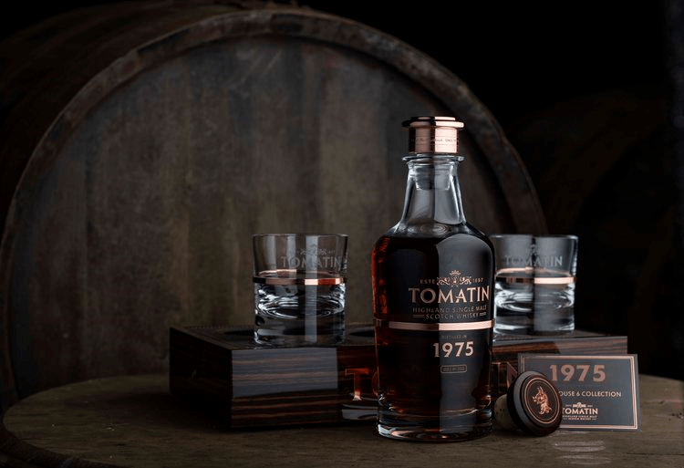 tomatin warehouse