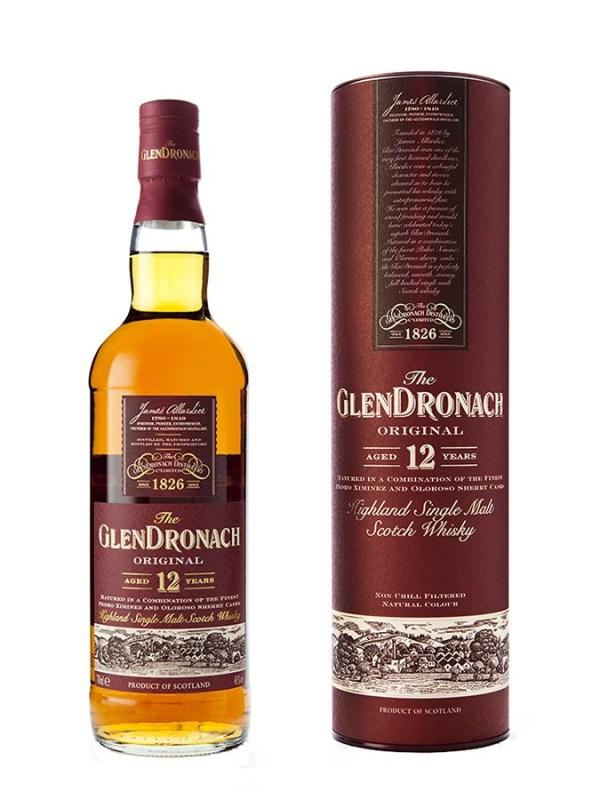 glendronach 12
