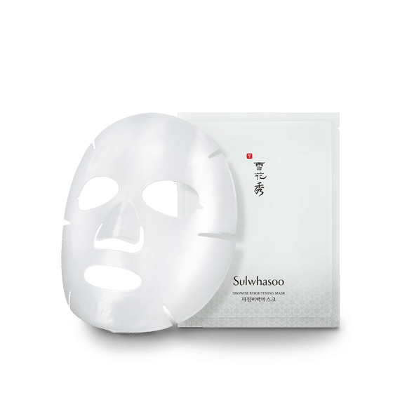 Snowise Brightening Mask (Sulwhasoo) mejor mascarilla coreana
