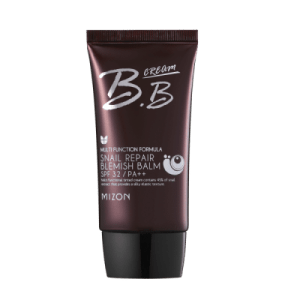 snail repair bb cream mizon