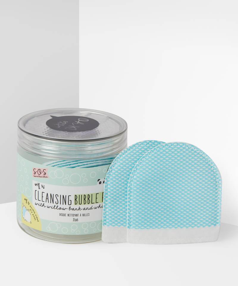 Oh K! SOS Cleansing Bubble Pads (Oh K!)