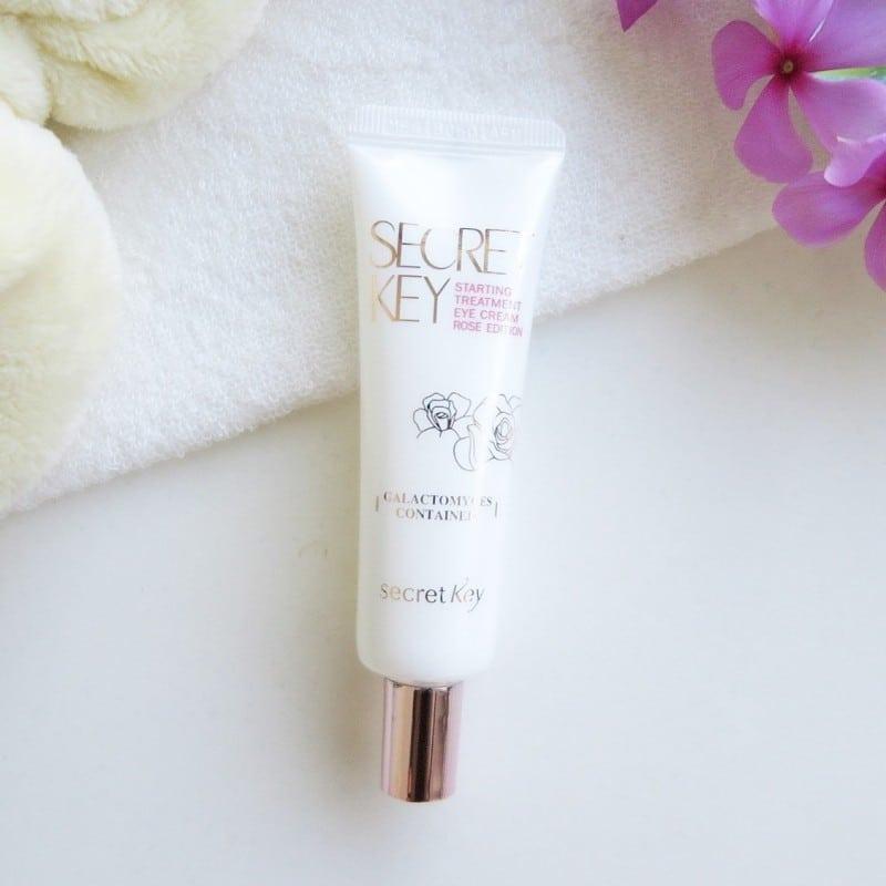Starting Treatment Eye Cream secret key crema contorno de ojos