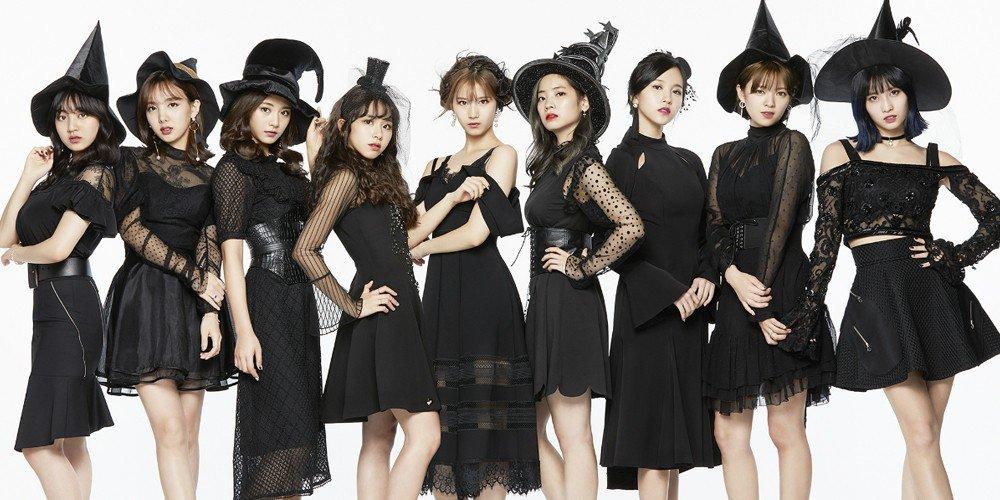 ideas de disfraces para halloween twice kpop