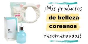 productos de belleza coreanos recomendados