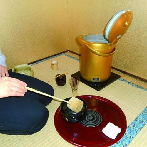 茶道セラピー教室