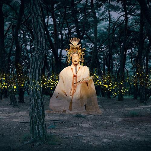 特集 西宮神社 第一回「西宮・伝統芸能の夕べ―能 羽衣―」(181号)