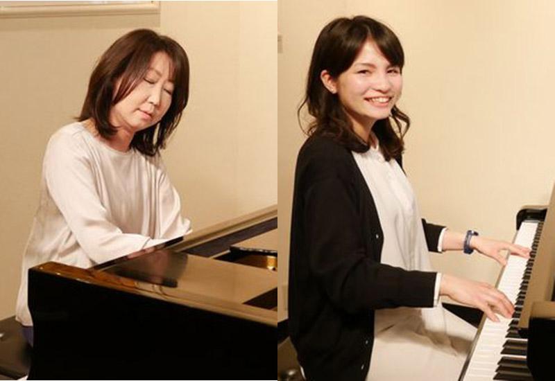 ◎左:中村先生(月・金曜日)/右:古川先生(火・水・木曜日)