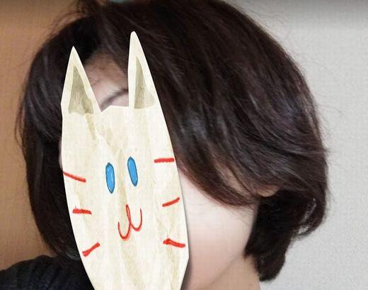 haru黒髪