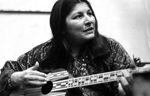 "Image result for mercedes sosa ""todo cambia"""