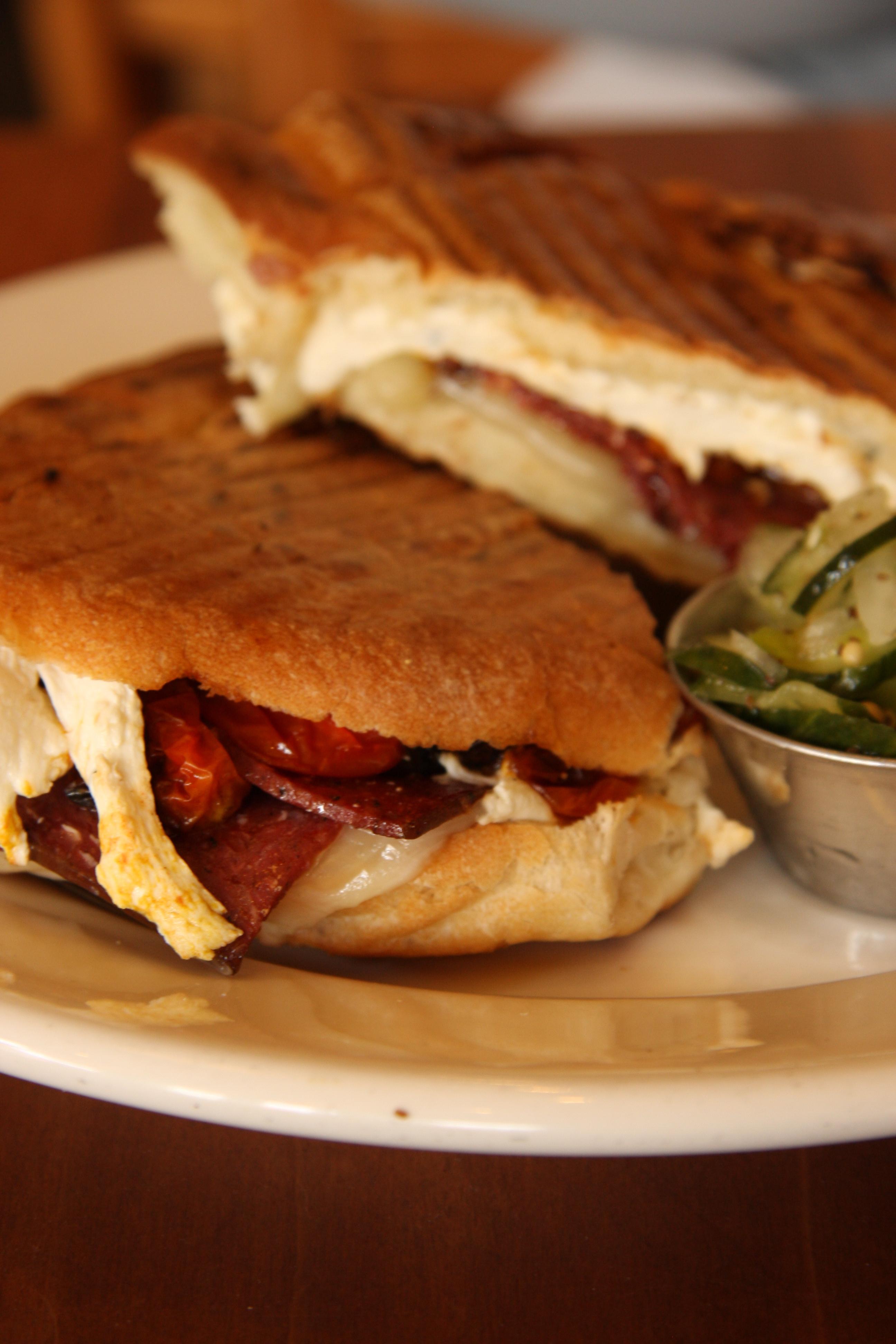 Little Armenia sandwich