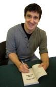 Tom Palmer signed booksb