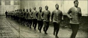 training white city 1915 b