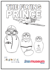 The flying Prince