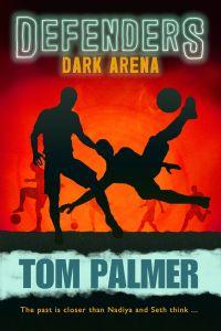 Dark Arena children's book set in London