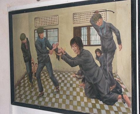 Tuol Seng Prison