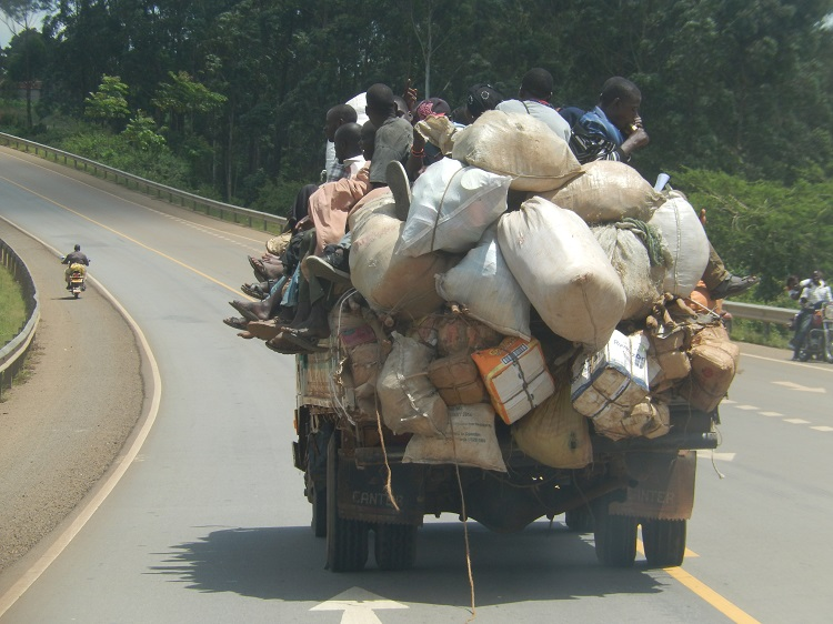 Bonus: How to Load A Truck Uganda!