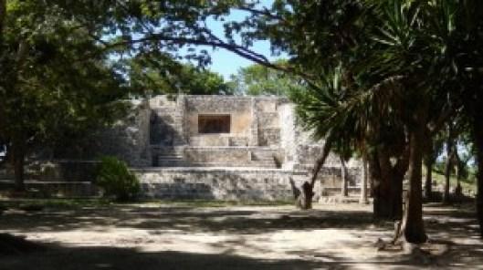 Maya Ruin Sta Rita