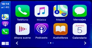 CarPlay Screen