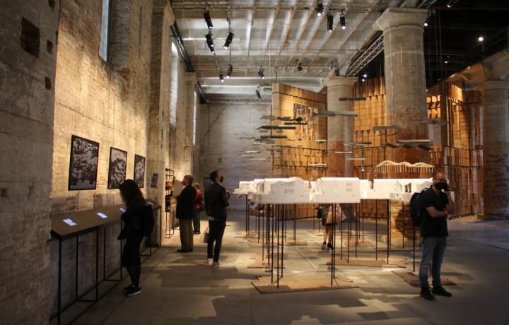 Inside the Venice Architecture Biennale