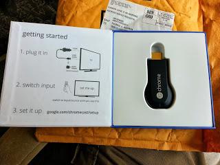 Real-World Test of Google's New Chromecast