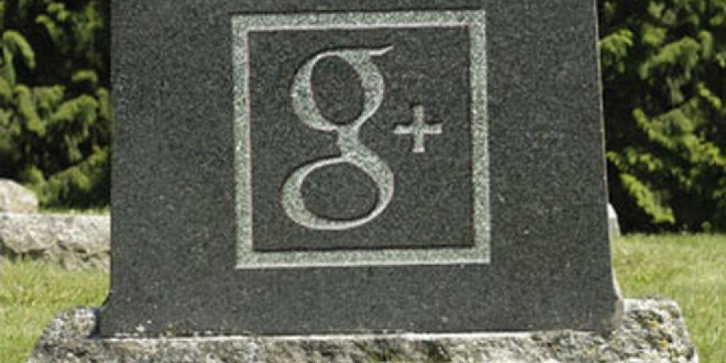 RIP Google+