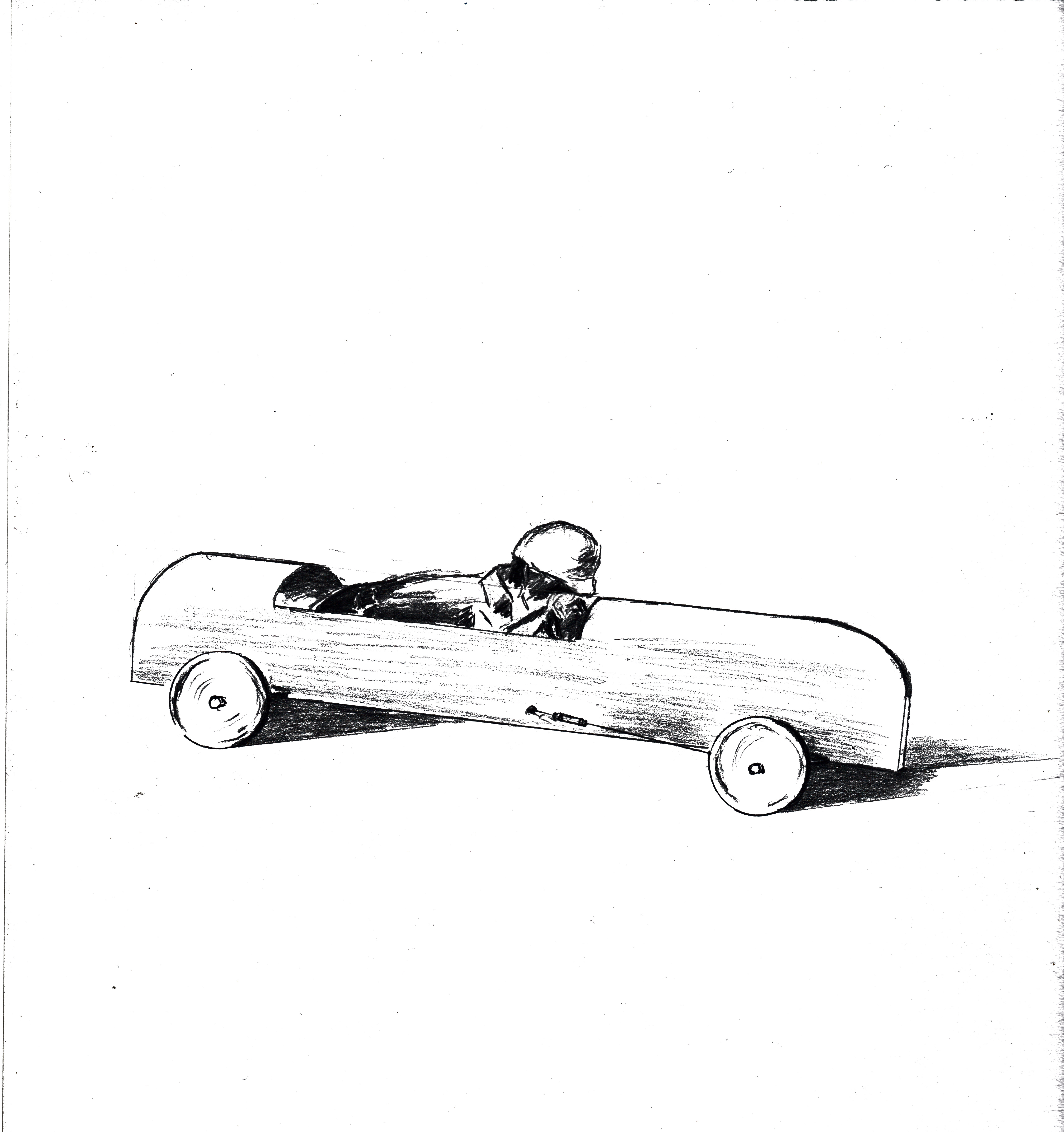 The Challenge To Design A New Soap Box Derby This Old