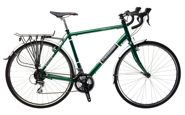 Touring Bike FAQ #3: Steel Or Aluminium Frames? (Or ...