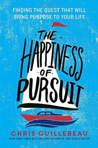 Chris Guillebeau - The Happiness Of Pursuit (Cover)