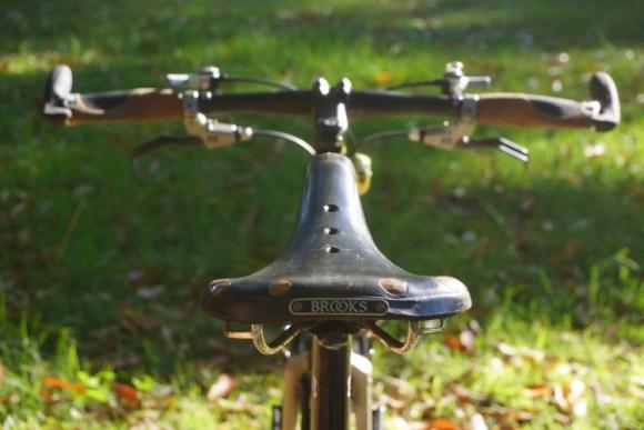 Touring Bike Comfort