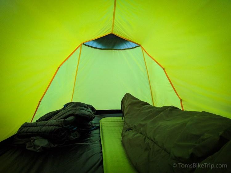 Terra Nova Starlite 2 Bikepacking Tunnel Tent: Long-Term