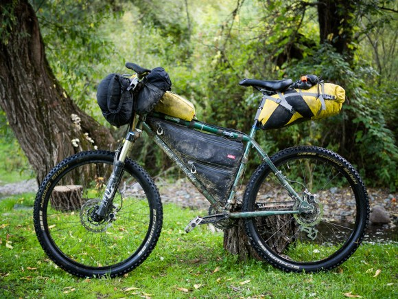 The Big Cycle Touring Bikepacking Kit List What I M Using Right Now
