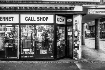 The last Call Shop.