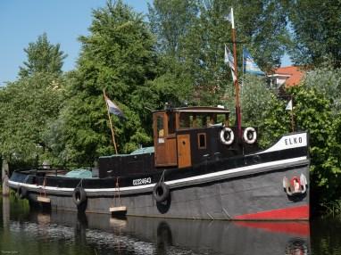 Elko the '27 tugboat.