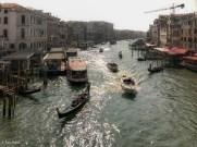Grand Canal from the Rialto
