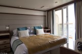 Aft suite bedroom