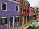 Colourful houses, Burano