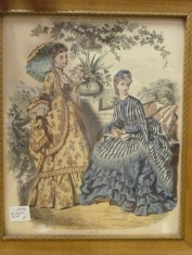 Fashion Print 1870