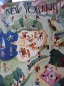 Vintage New Yorker Magazines.....