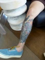 love this leg